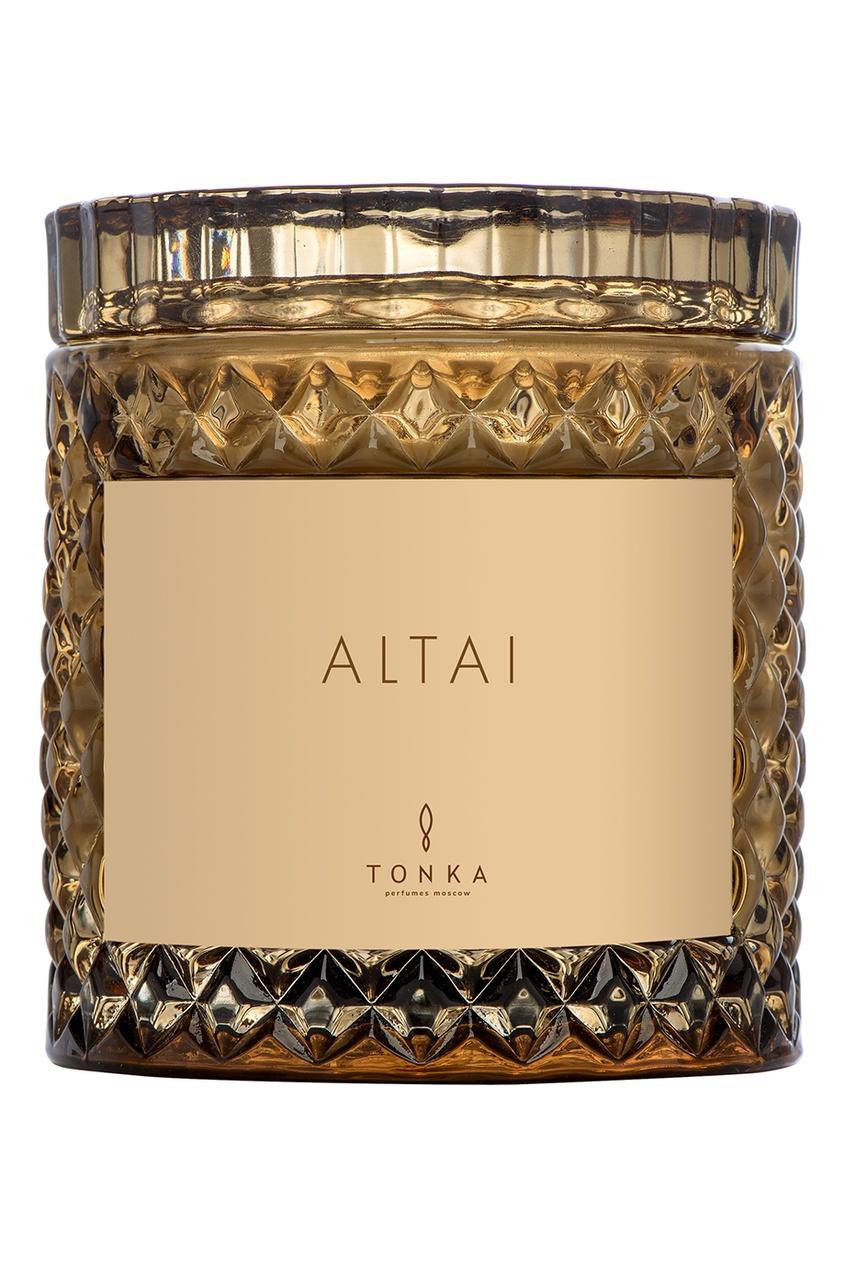 """Парфюмированная свеча """"A L T A I"""", 300 g"""