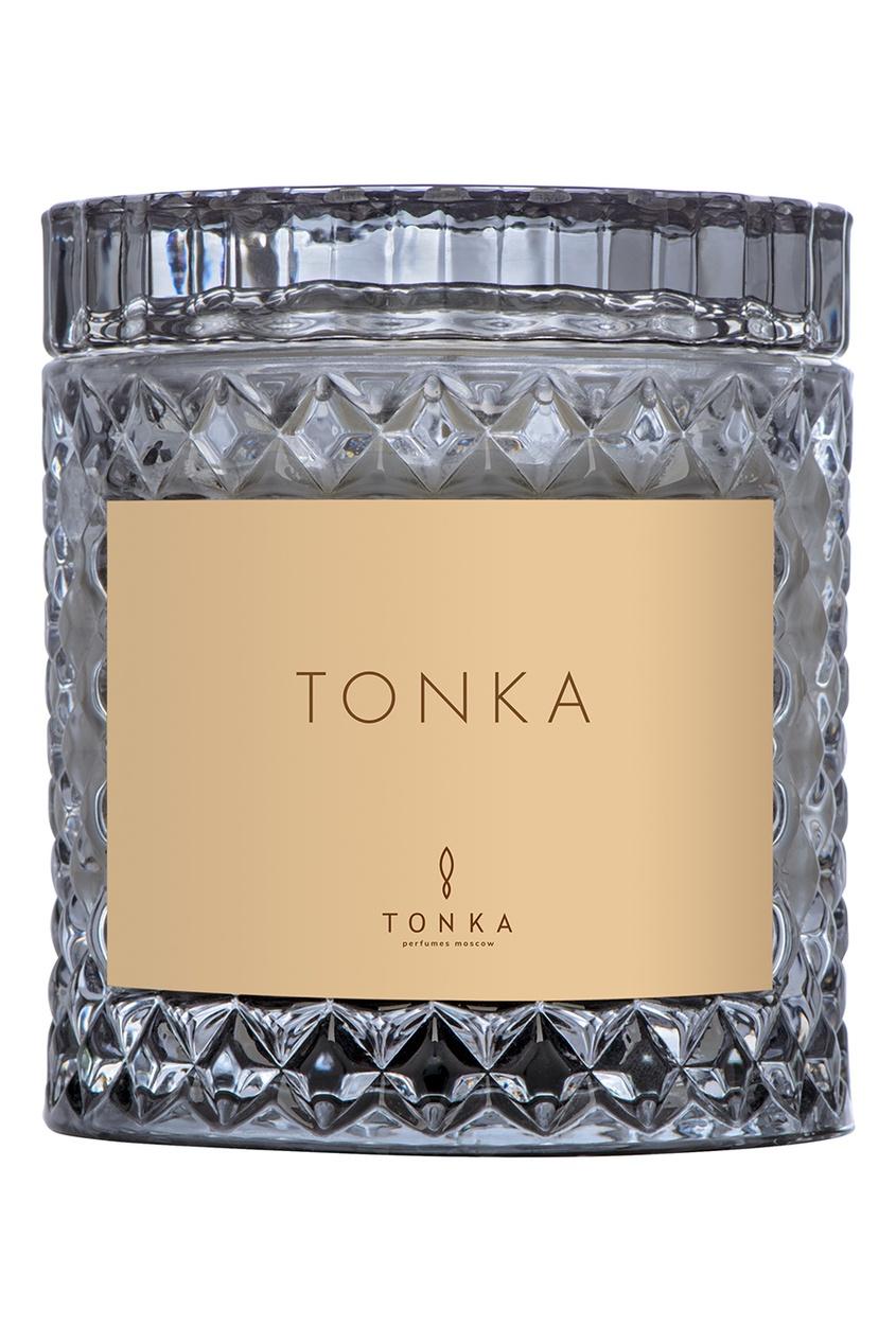 """Парфюмированная свеча """"T O N K A"""", 300 g"""