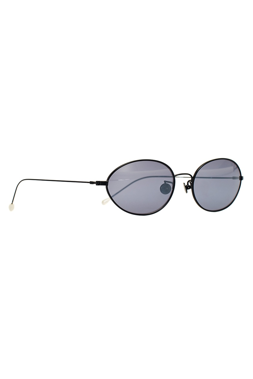 Черные очки Linda Farrow x Ann Demeulemeester