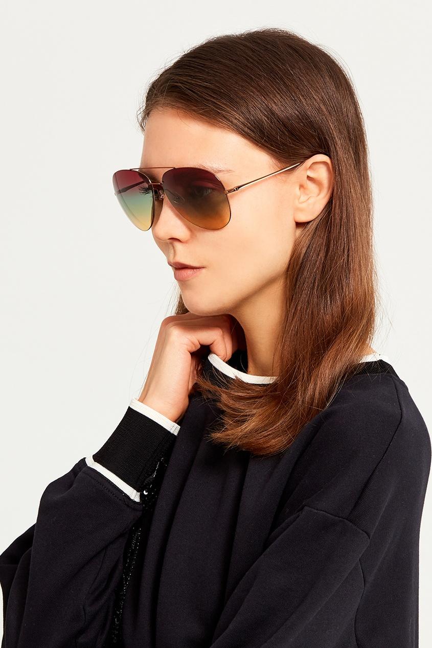 Солнцезащитные очки Linda Farrow x Mathew Williamson