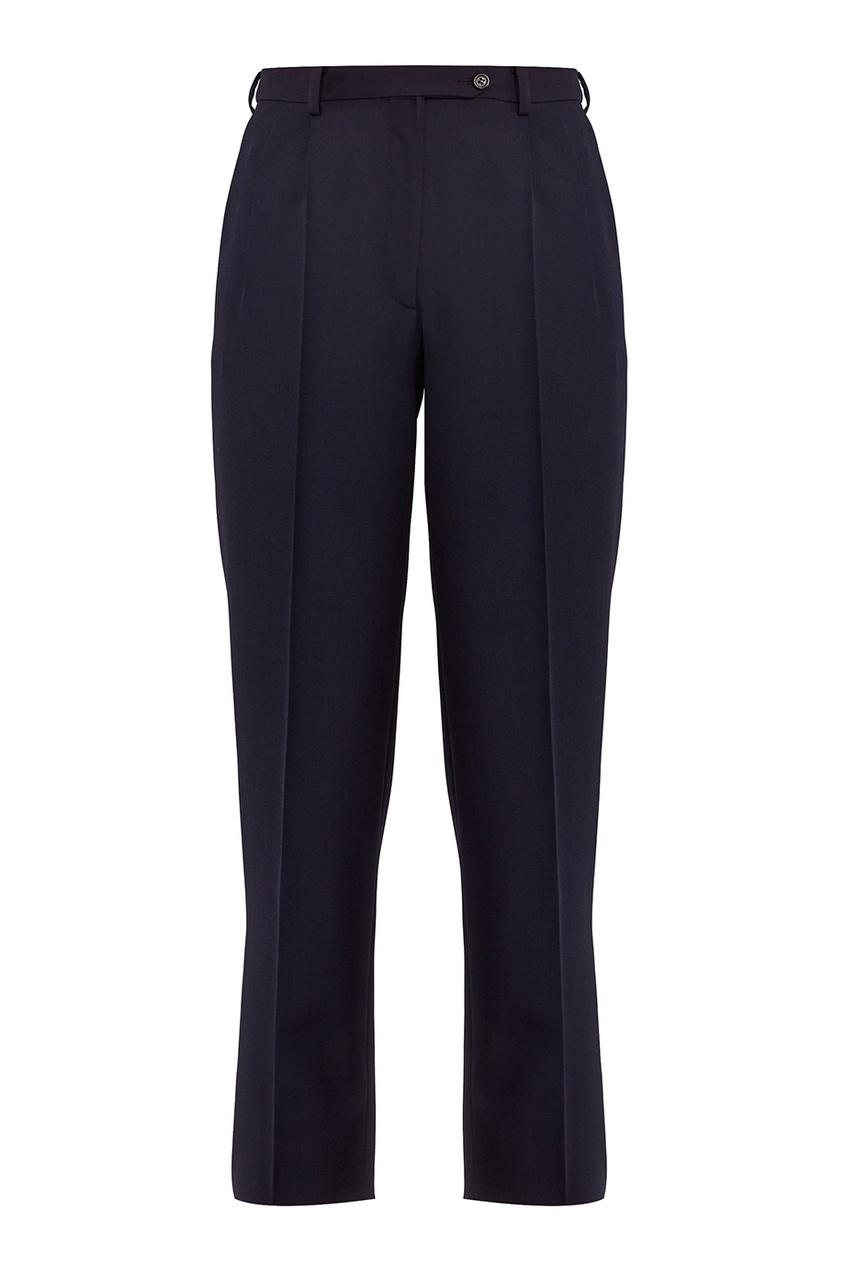 Valentino Шерстяные брюки со стрелками женские брюки red valentino 2015