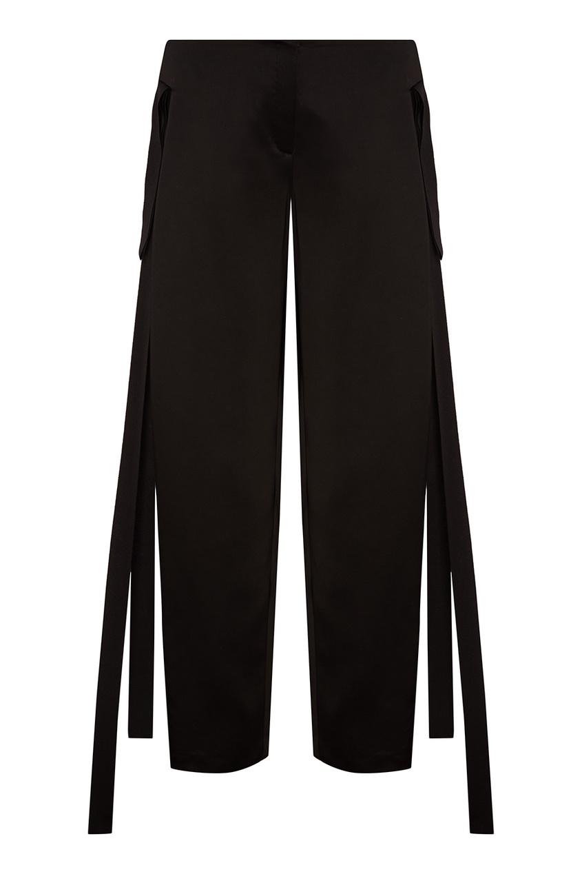 Chapurin Черные широкие брюки