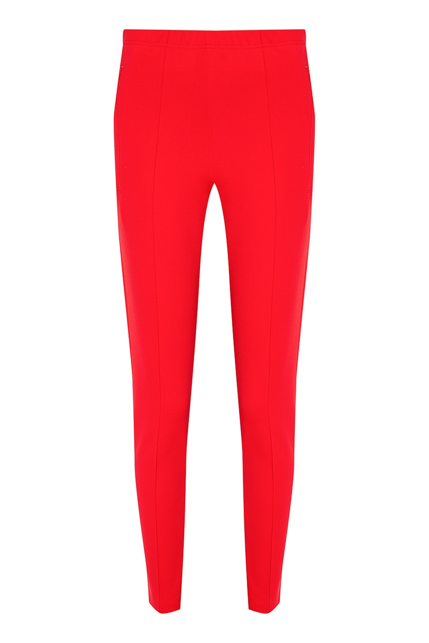Balenciaga Красные брюки со стрелками balenciaga джинсовые брюки
