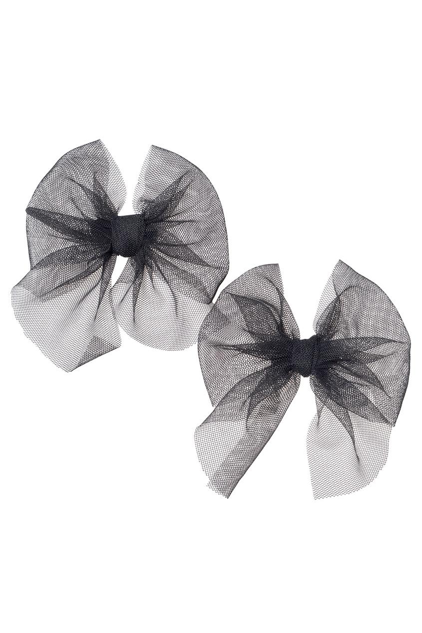 Skirts&More Набор из двух серых брошей
