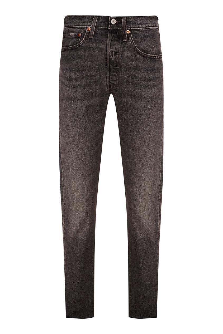Серые джинсы 501® SKINNY