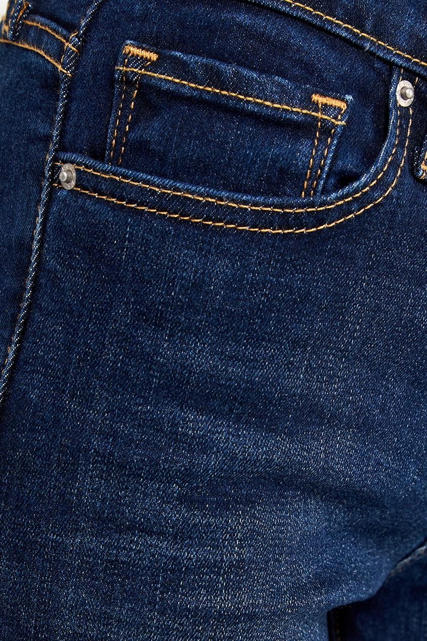 Levi`s Прямые синие джинсы 714 Straight
