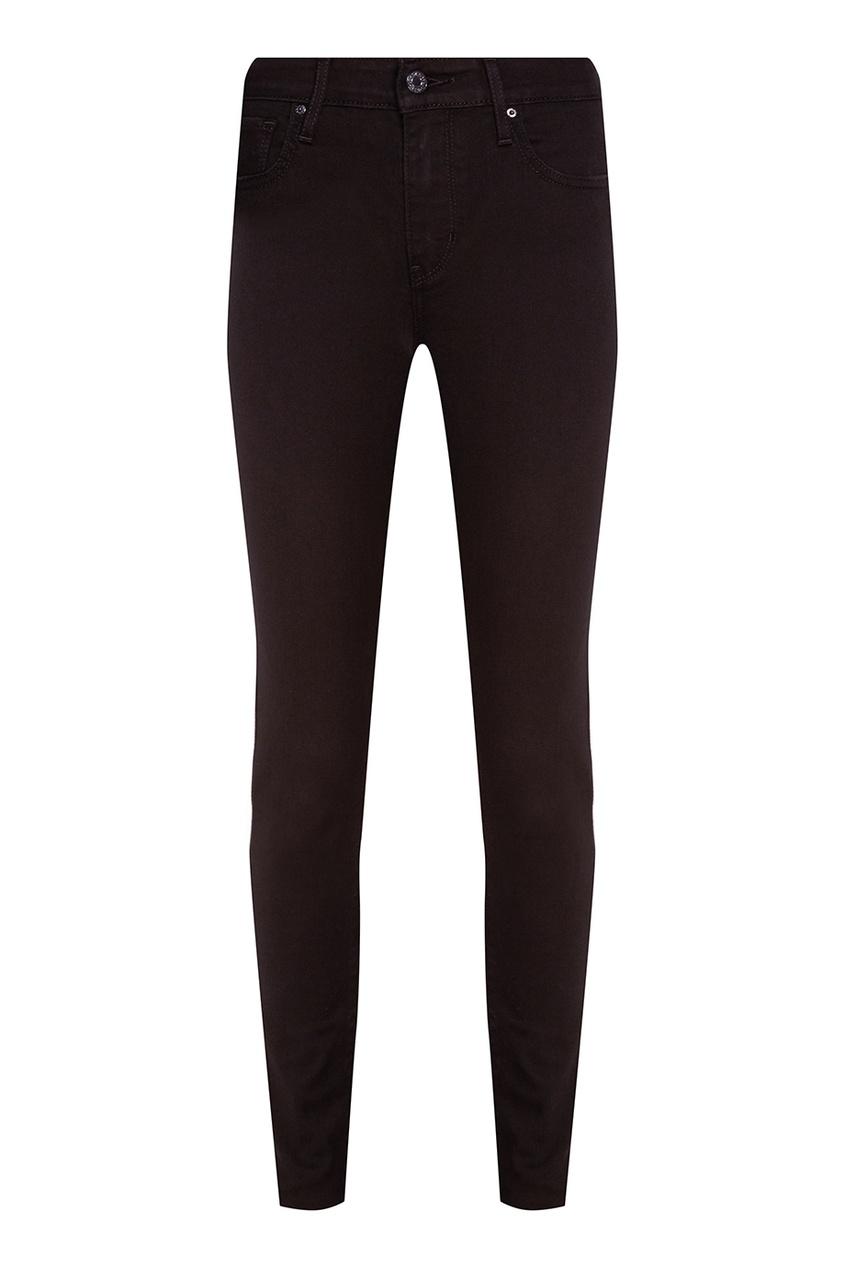 Levi's® Черные джинсы-скинни 721 High Rise Skinny парка levi's® 2767300010
