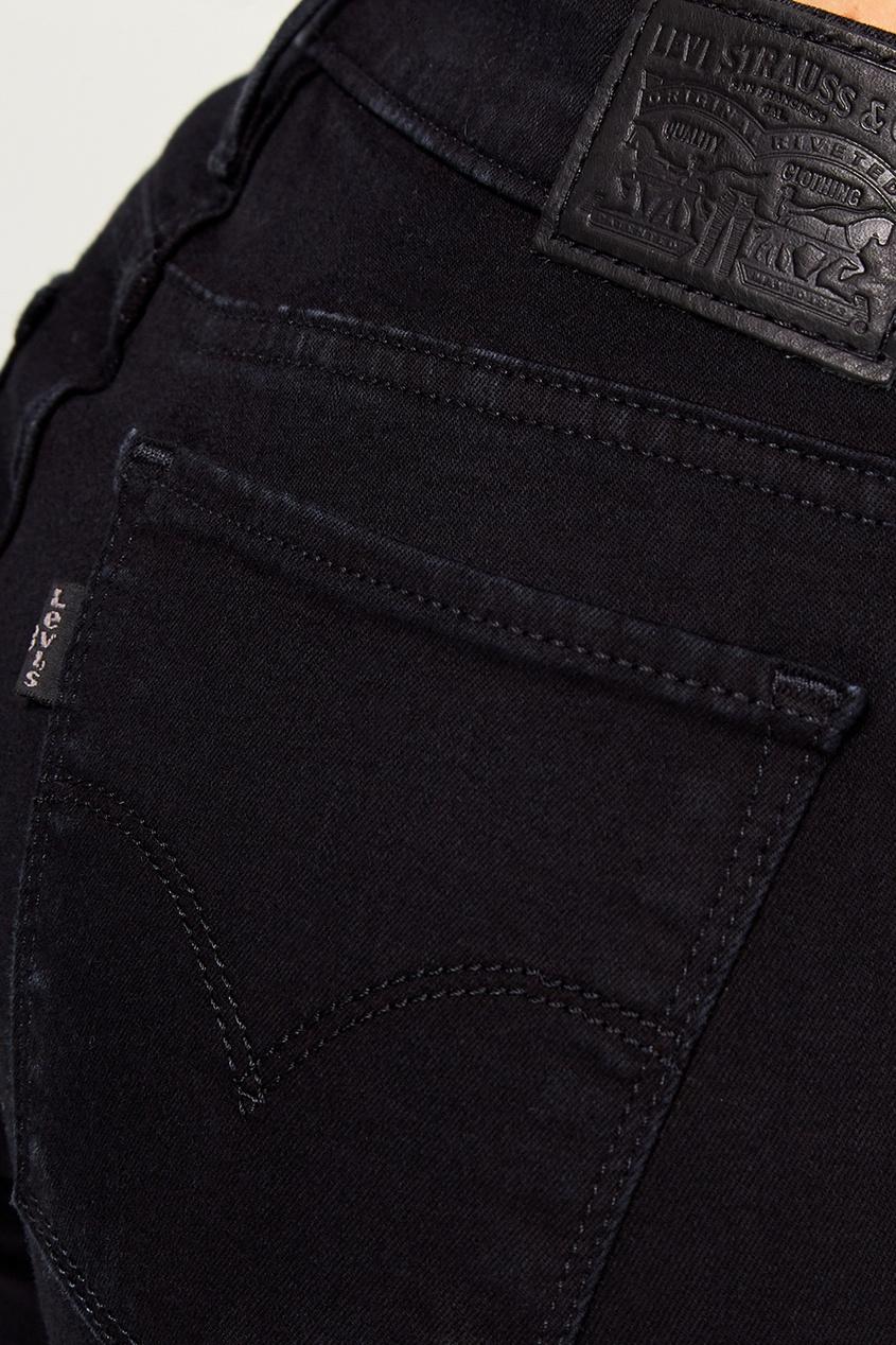 Levi`s Черные джинсы-скинни INNOVATION SUPER SKINNY