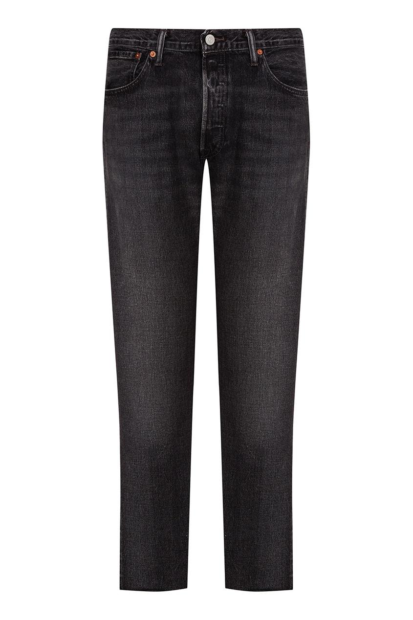 Levi's® Прямые серые джинсы 501® Levi's®ORIGINAL FIT рубашка levi's® 2354800610