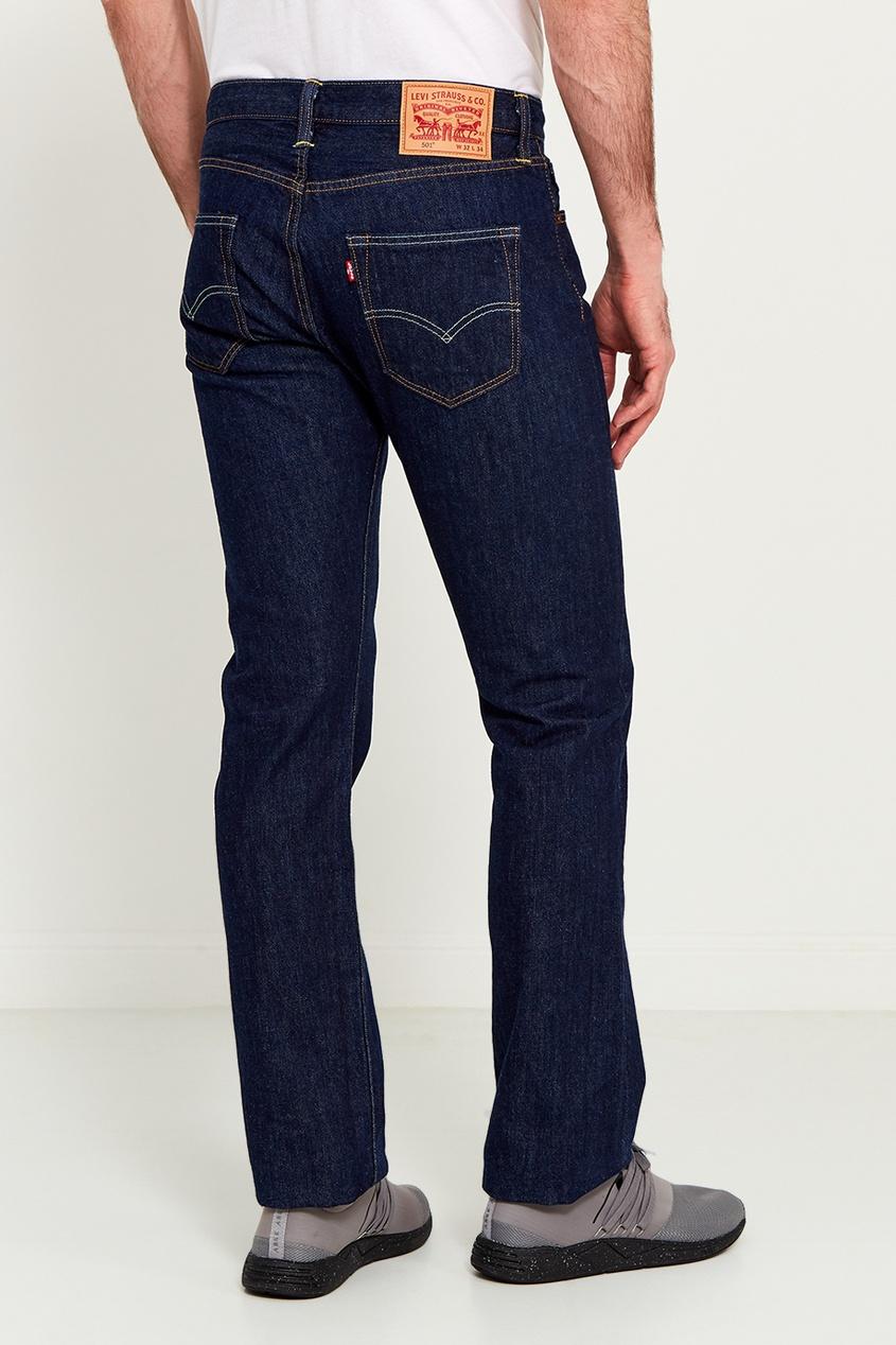 Levi`s Синие прямые джинсы 501® Levi's®ORIGINAL FIT