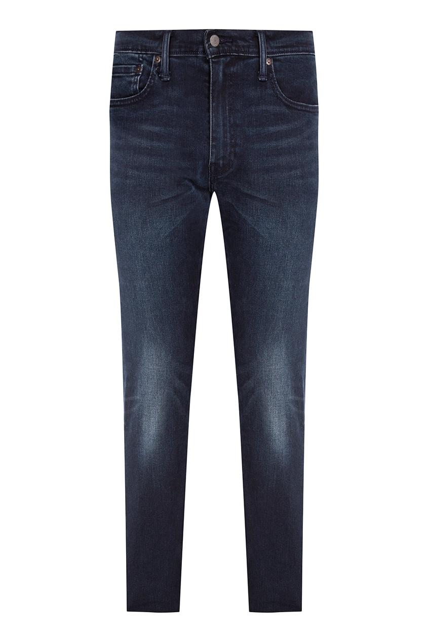 Levi's® Синие джинсы с потертостями 512™ SLIM TAPER FIT