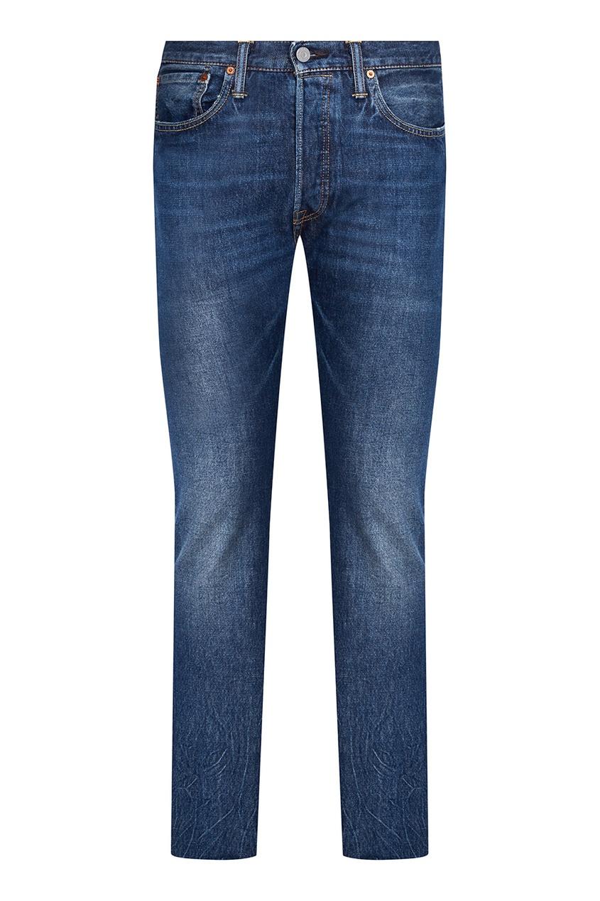Levi`s Синие джинсы с вареным эффектом 501® SKINNY levi s levi s le306emhkr94