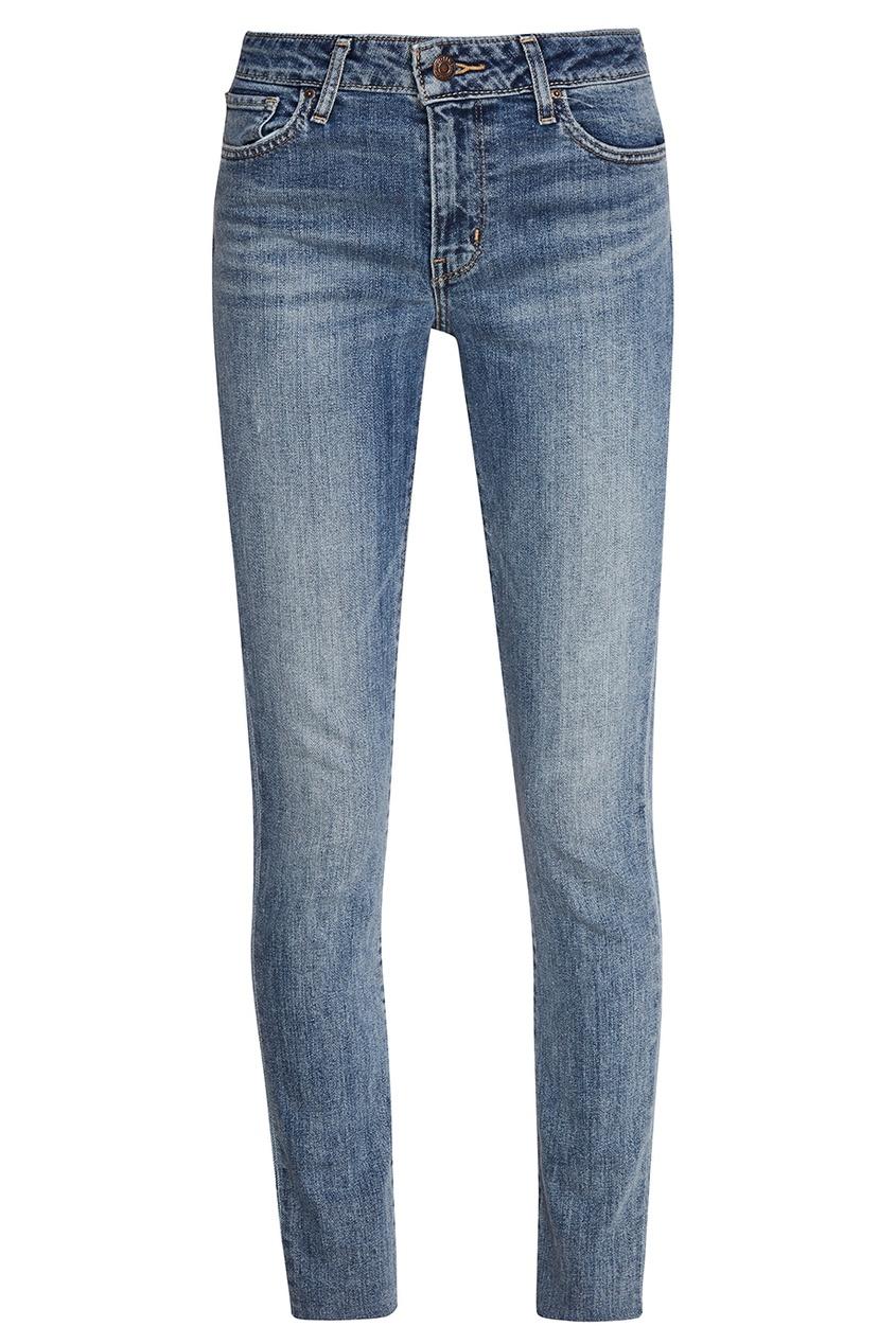 Потертые джинсы-скинии 721 High Rise Skinny