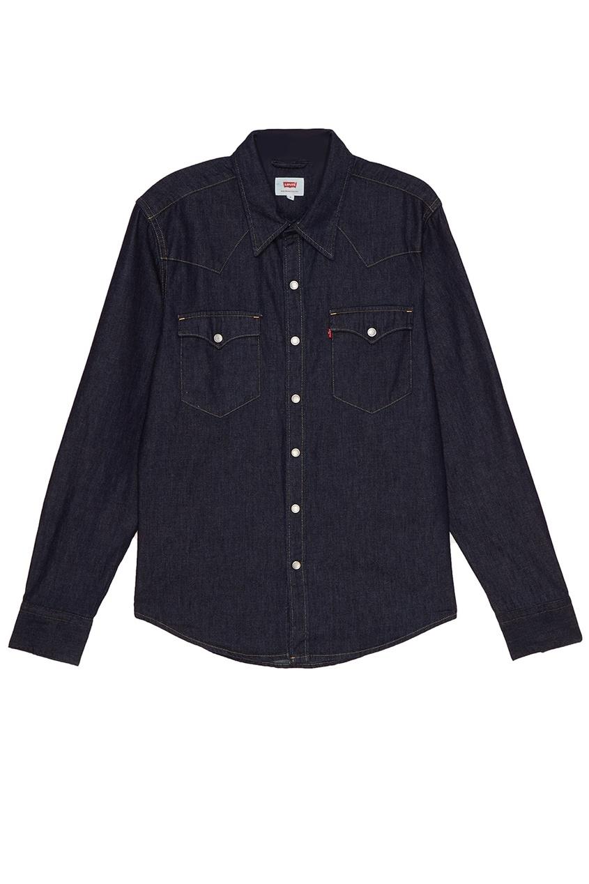 Levi's® Джинсовая рубашка с карманами BARSTOW WESTERN джемпер levi's® 3481300010