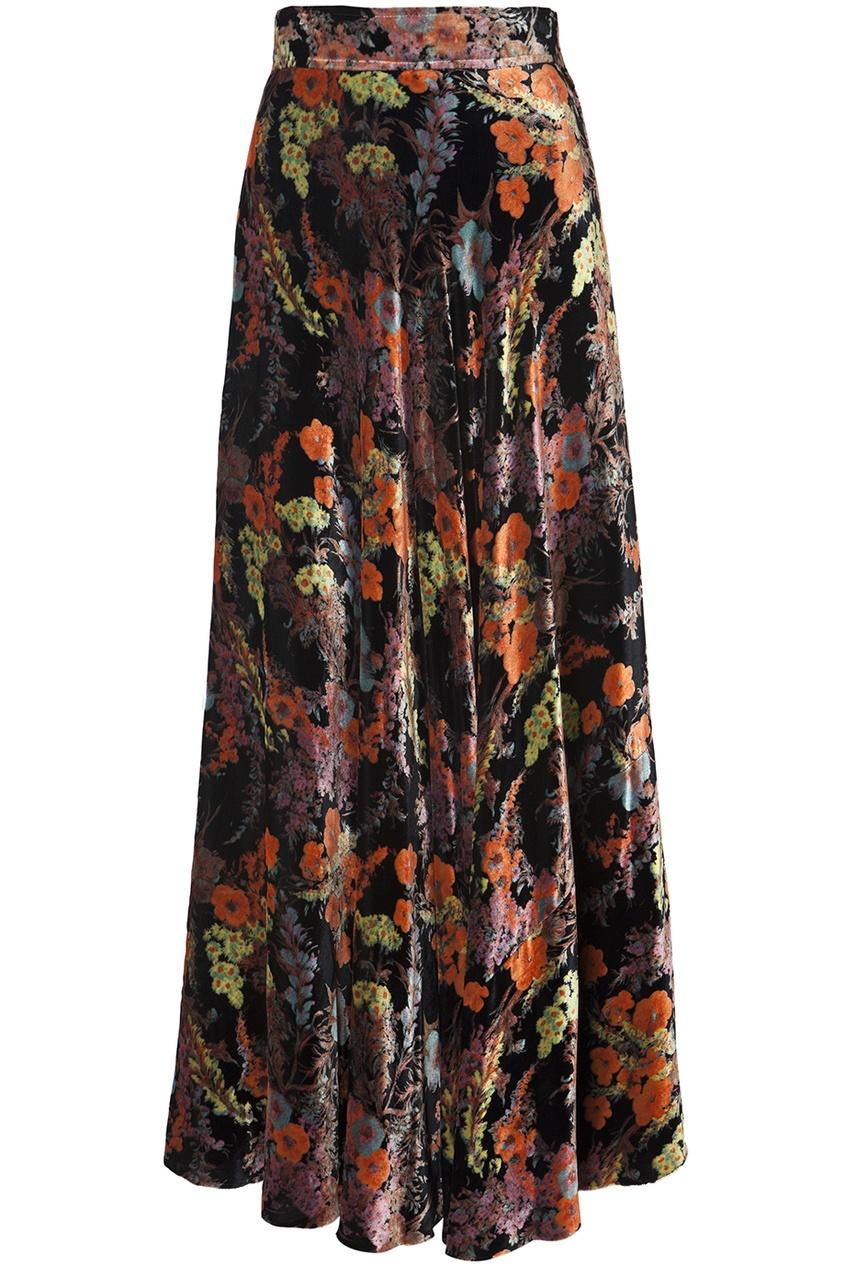 Винтажная юбка (80-е гг.)