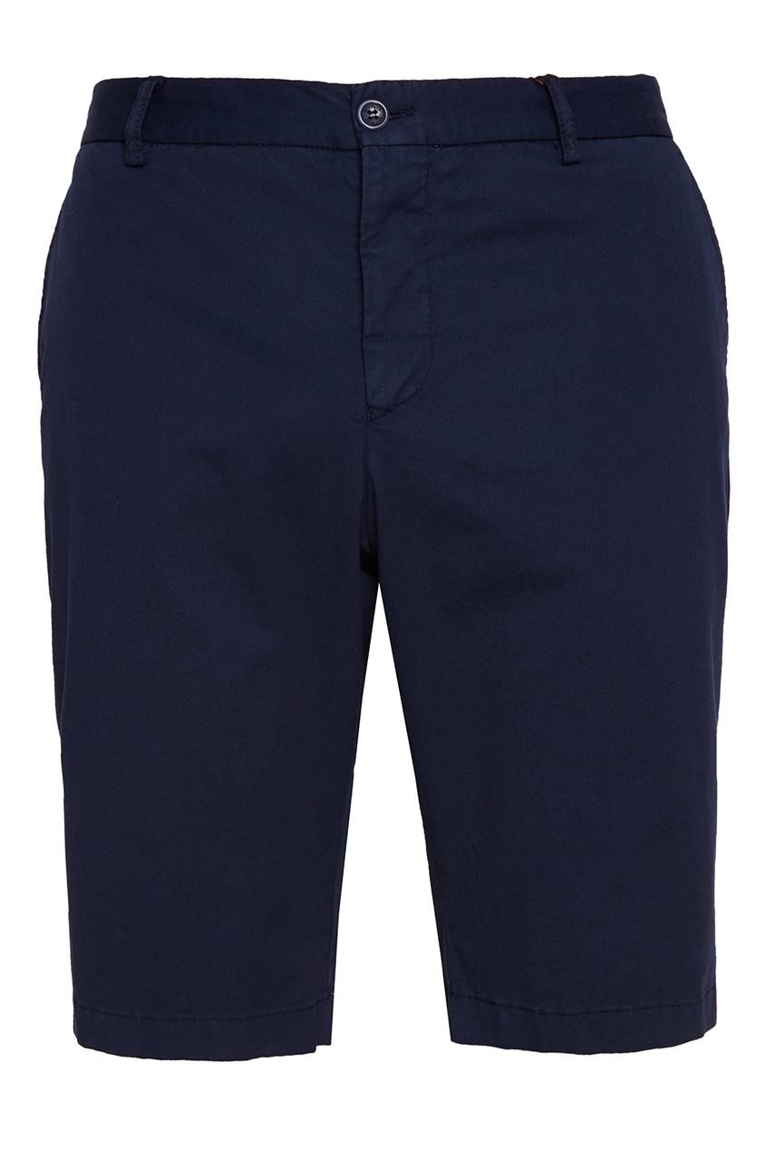 Etro Синие шорты-чинос etro синие хлопковые брюки