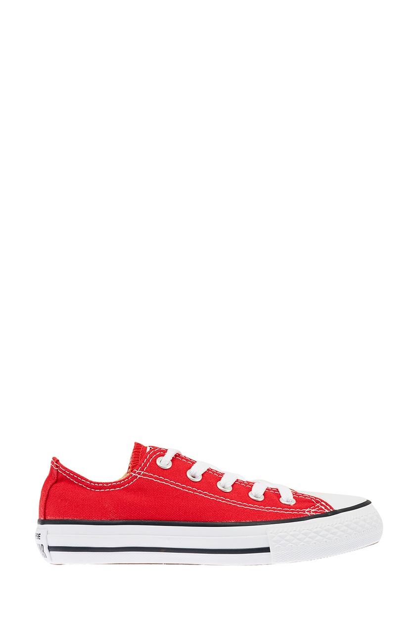 Converse Красные текстильные кеды кеды converse кеды
