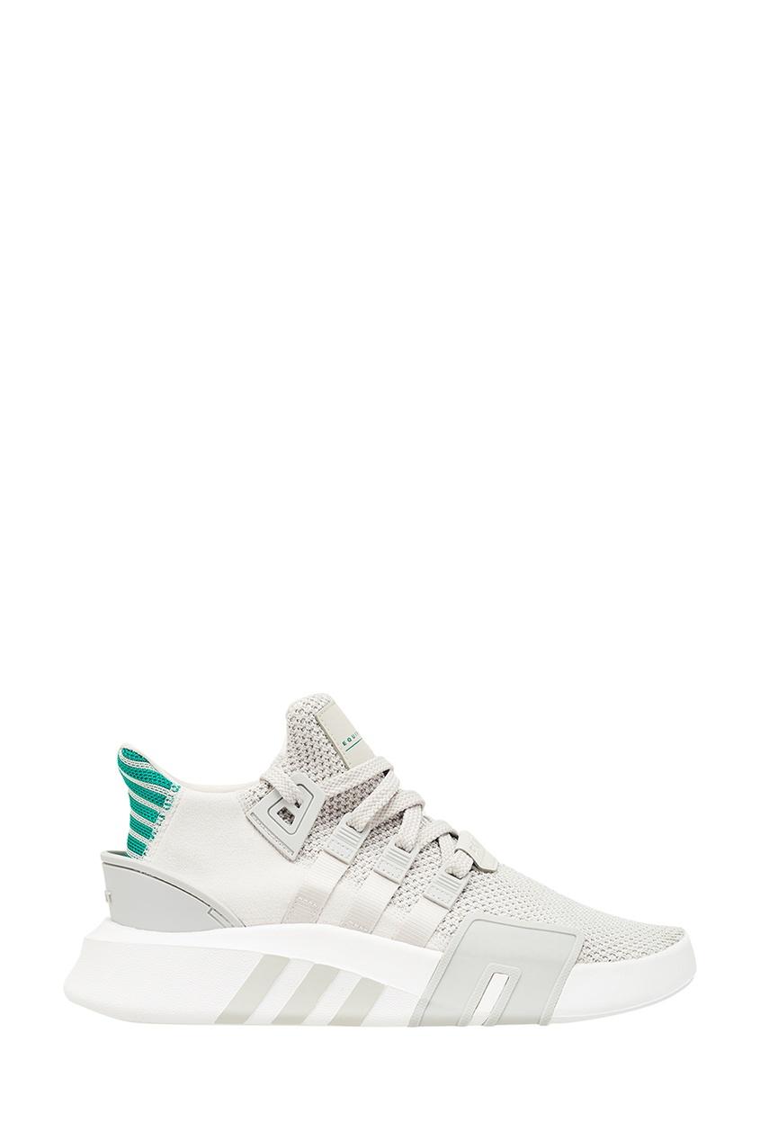 Adidas Кроссовки серые EQT Bask ADV цена и фото