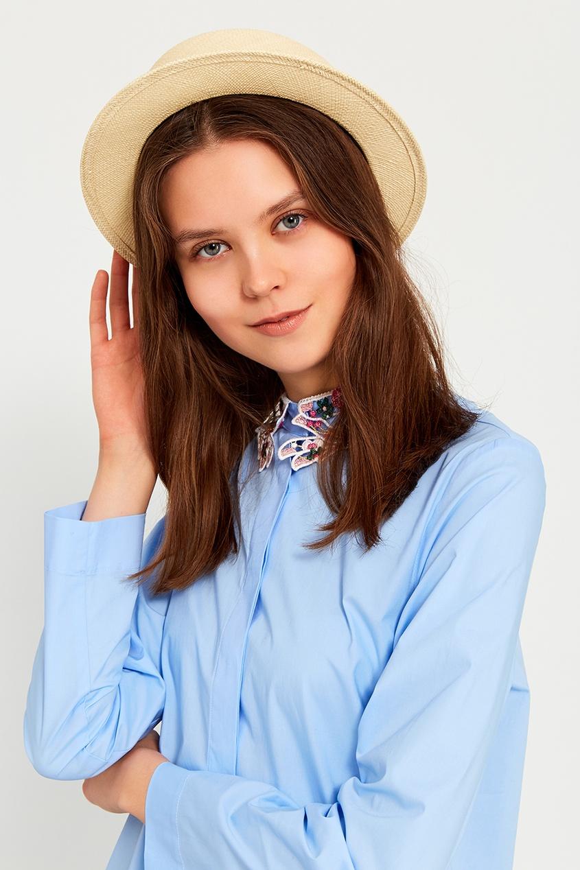 Соломенная шляпа Auguste