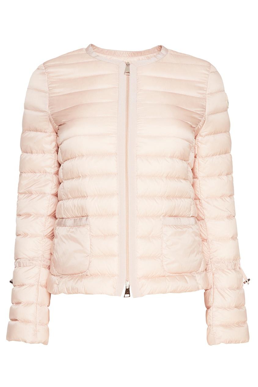 Купить со скидкой Стеганая куртка на молнии