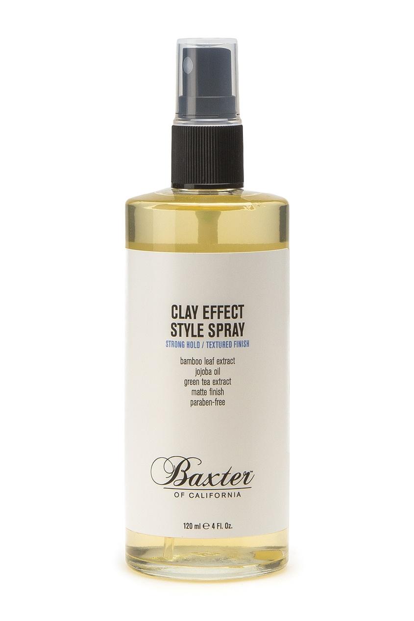Baxter of California Средство для укладки волос Clay Effect Style Spray, 120 ml увлажнение baxter of california очищающая маска clarifying clay объем 120 мл