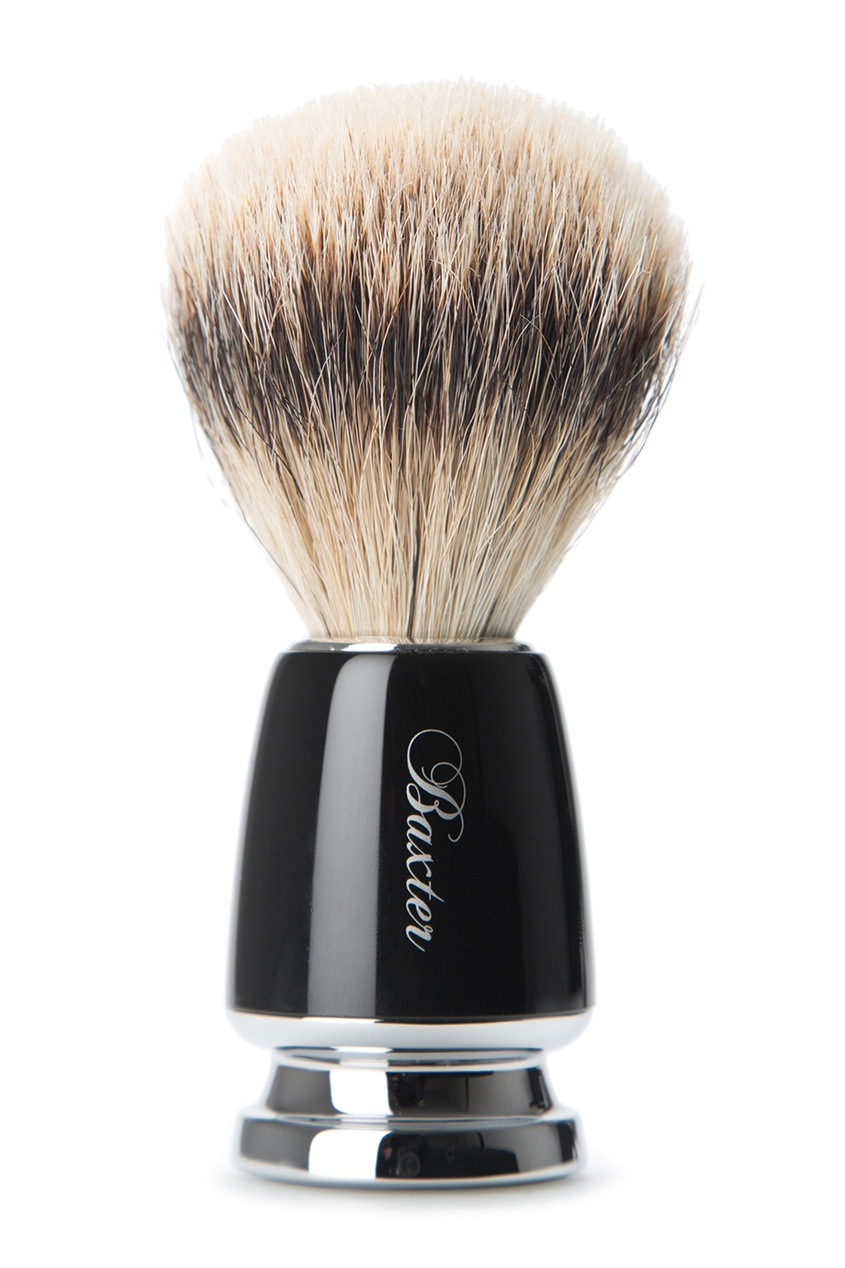 заказать Baxter of California Помазок Silver tip Badger