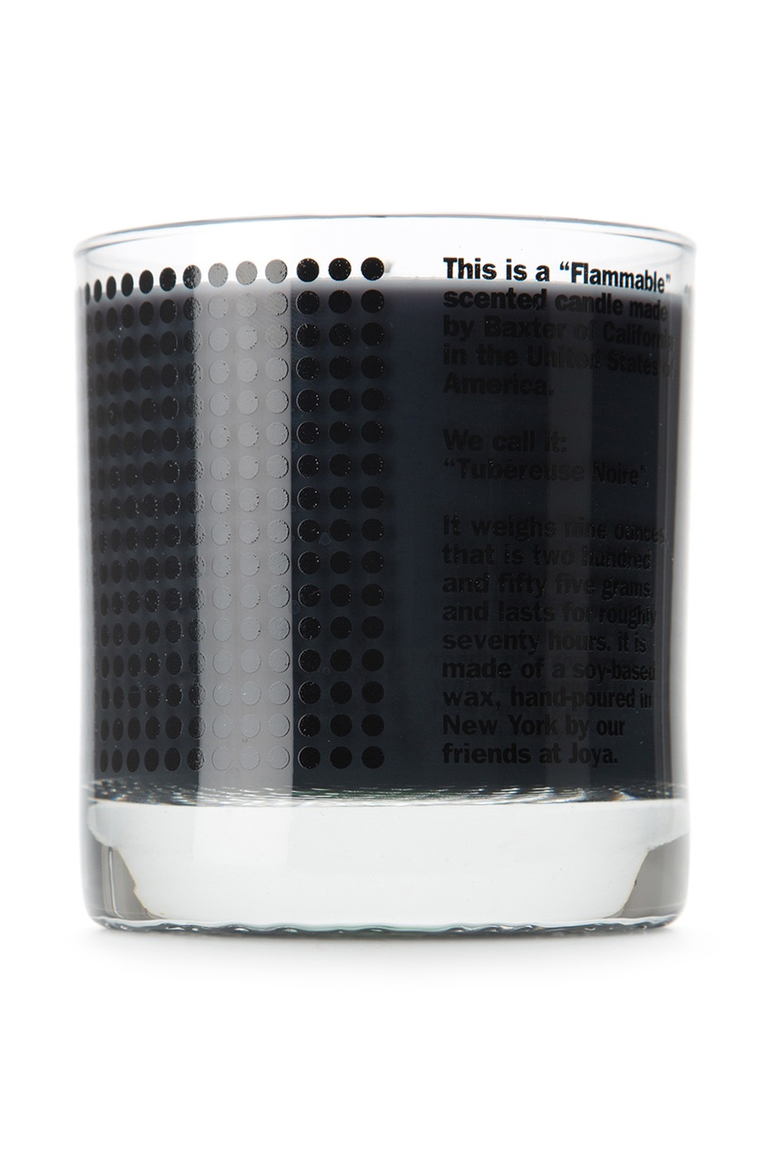 заказать Baxter of California Ароматическая свеча «Tubereuse Noir»