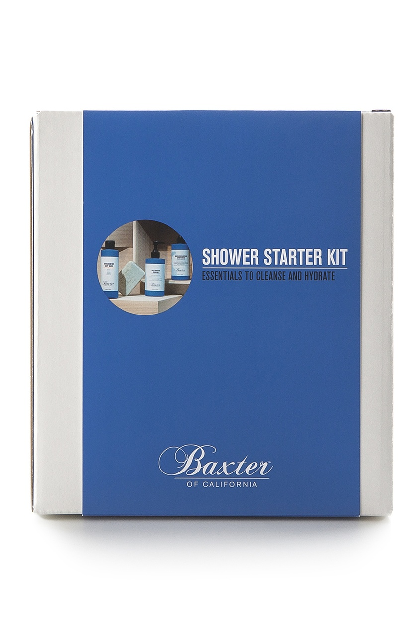 Baxter of California Набор для душа Shower Starter Kit