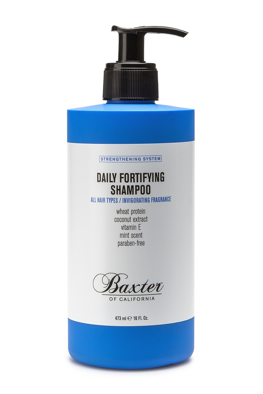 Baxter of California Укрепляющий шампунь Daily Fortifying Shampoo, 473 ml