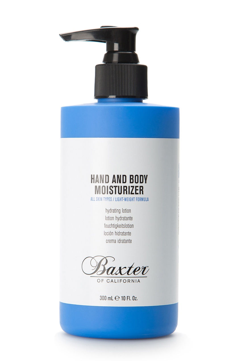 Baxter of California Лосьон Hand & Body Moisturizer, 300 ml