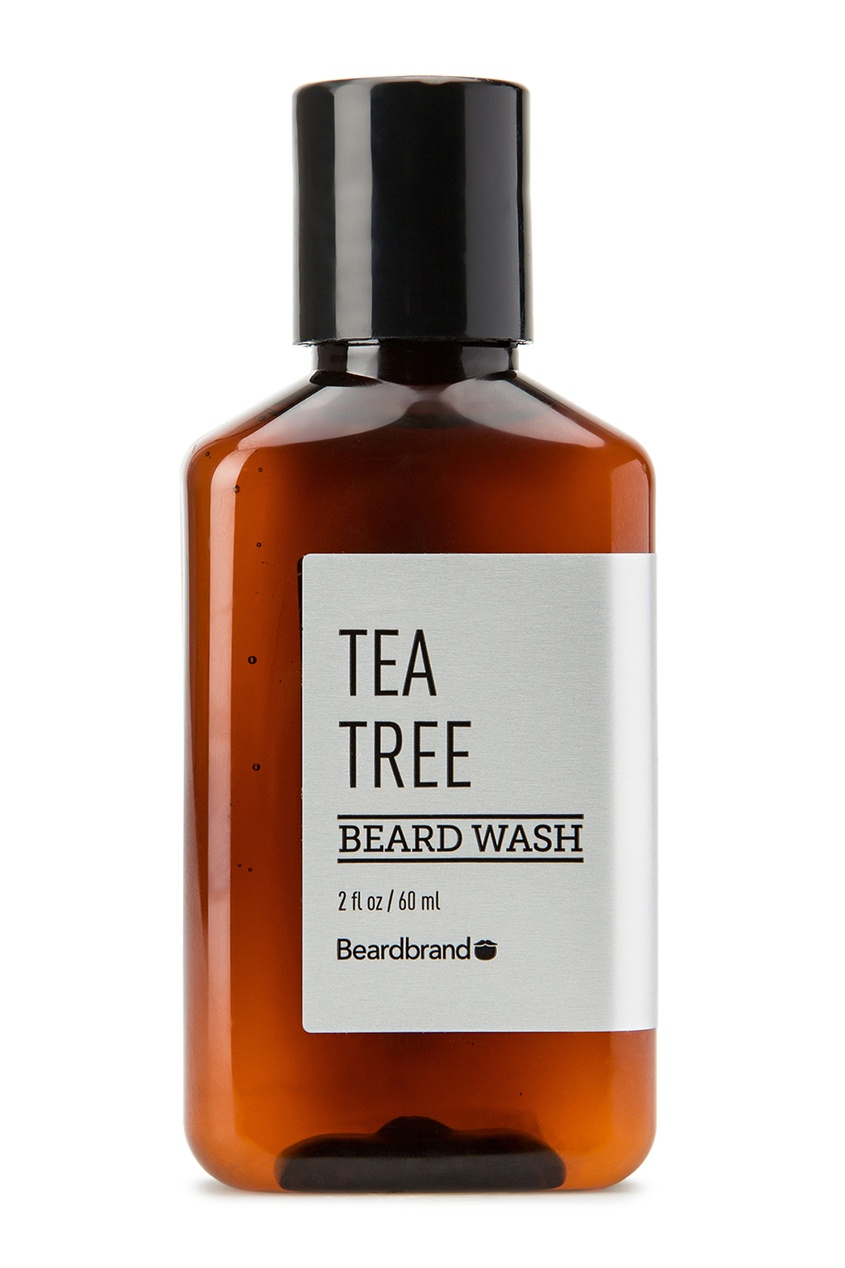 Шампунь для бороды «Tea Tree», 60 ml