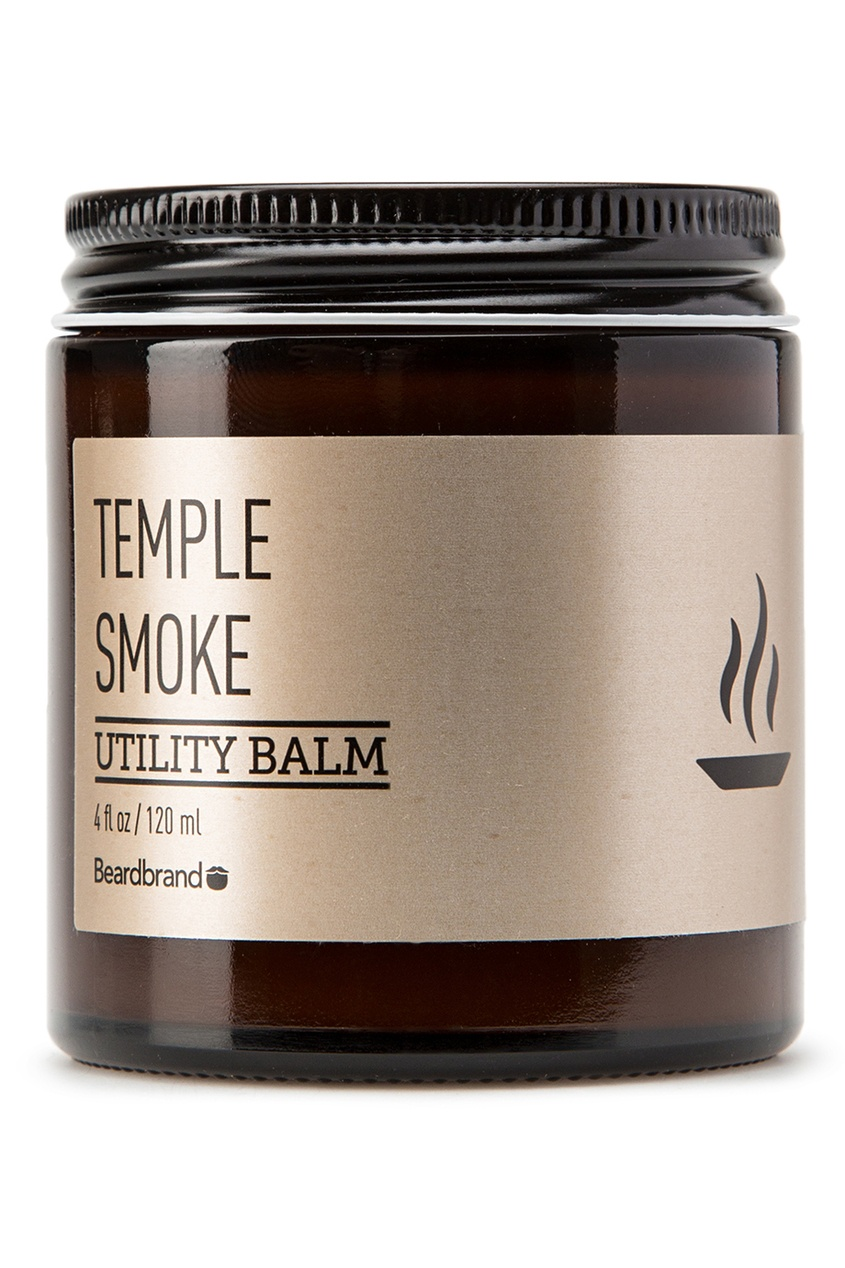 Beardbrand Бальзам для волос и бороды «Temple Smoke», 120 ml beardbrand бальзам для волос и бороды old money 120 ml