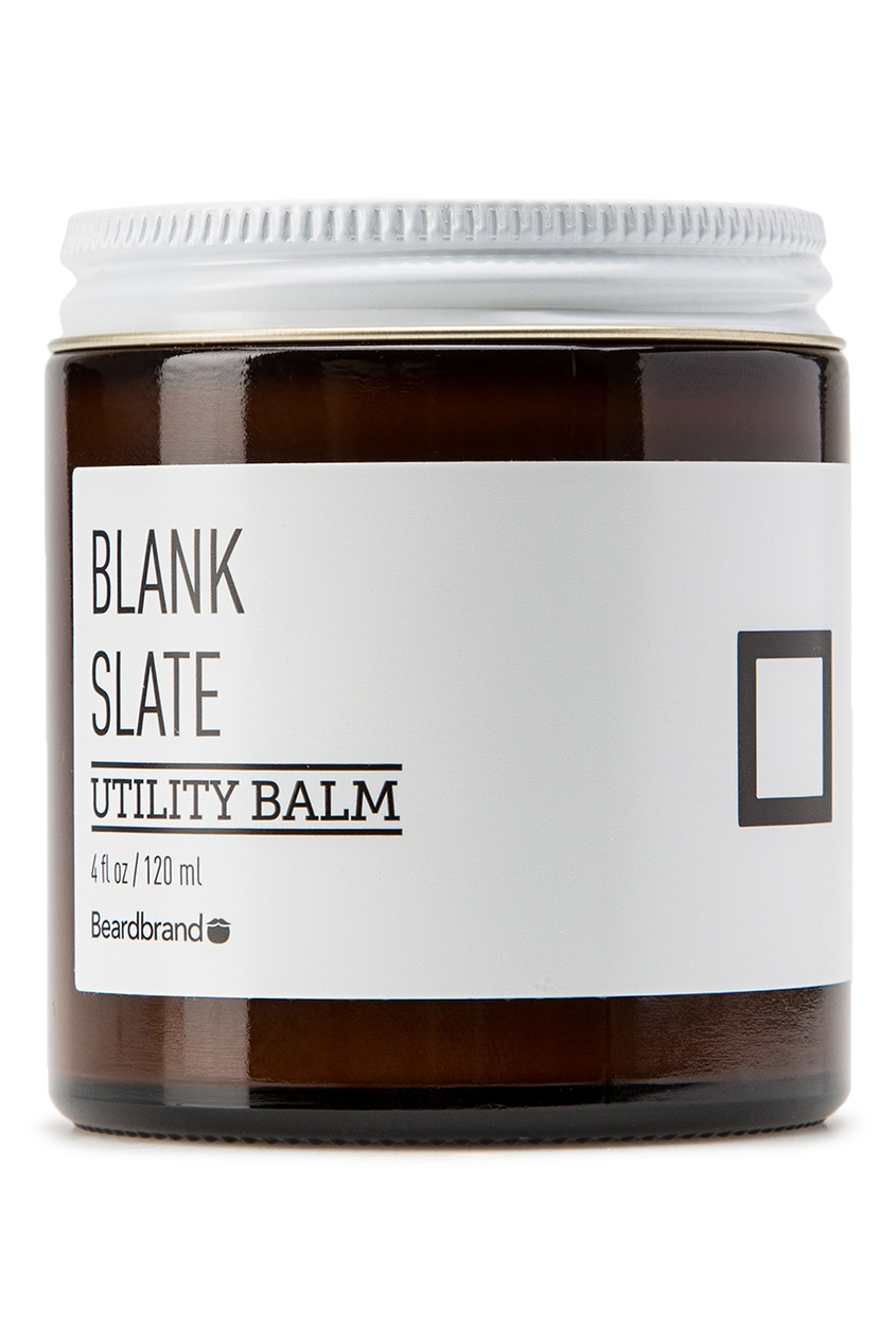Beardbrand Бальзам для волос и бороды «Blank Slate», 120 ml beardbrand бальзам для волос и бороды old money 120 ml