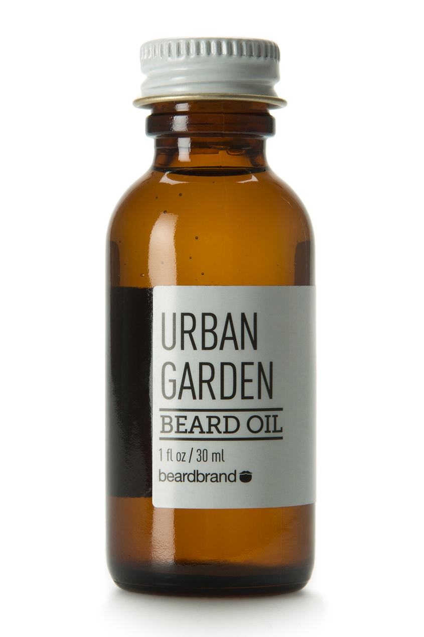 Beardbrand Масло для бороды «Urban Garden», 30 ml beardbrand масло для бороды four vices 30 ml