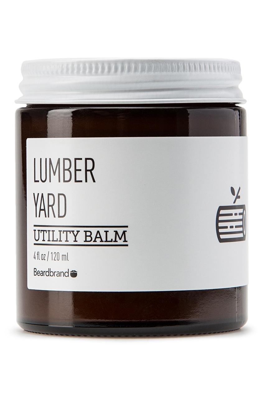 Beardbrand Бальзам для волос и бороды «Lumber Yard», 120 ml beardbrand бальзам для волос и бороды old money 120 ml
