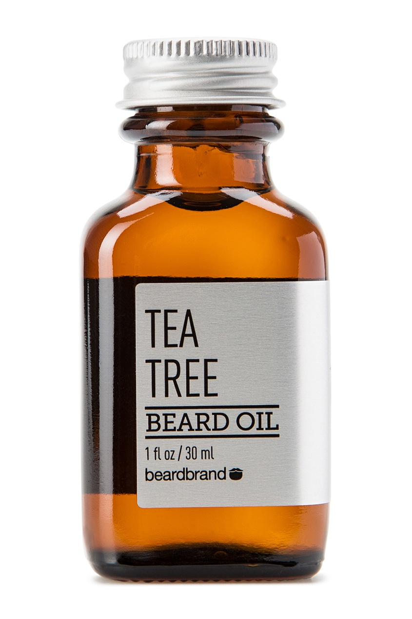 Beardbrand Масло для бороды «Tea Tree», 30 ml beardbrand масло для бороды four vices 30 ml