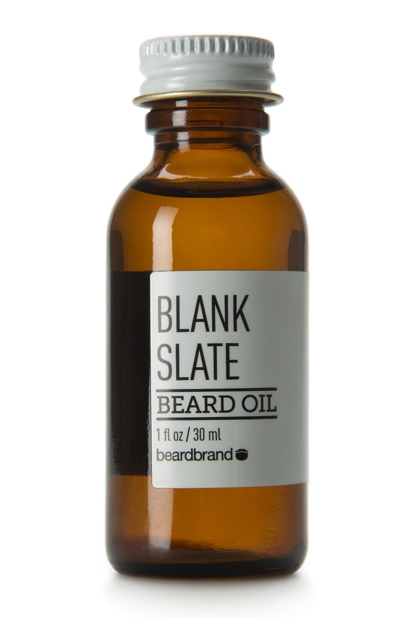 Beardbrand Масло для бороды «Blank Slate», 30 ml beardbrand масло для бороды four vices 30 ml