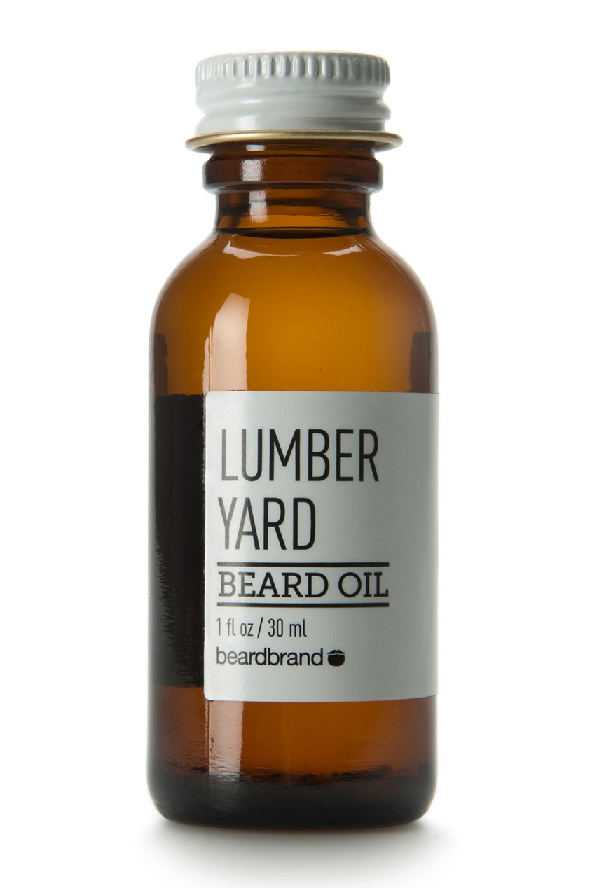 Beardbrand Масло для бороды «Lumber Yard», 30 ml beardbrand масло для бороды four vices 30 ml