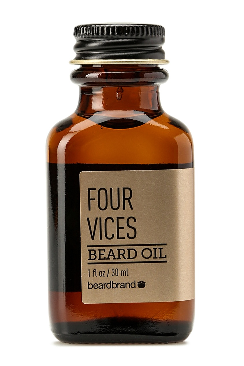 Beardbrand Масло для бороды «Four Vices», 30 ml urban decay little vices набор little vices набор