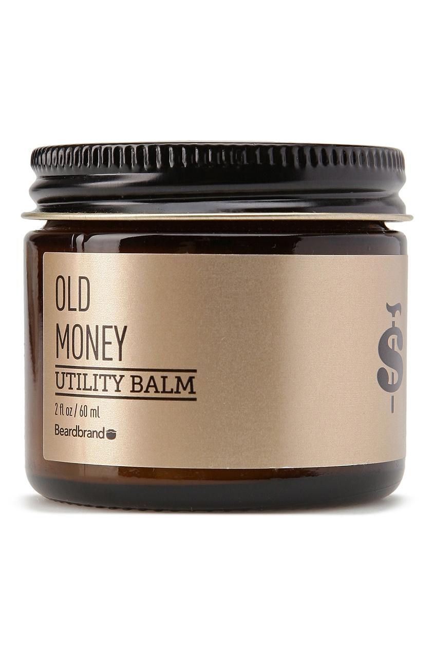 Beardbrand Бальзам для волос и бороды «Old Money», 60 ml beardbrand бальзам для волос и бороды old money 120 ml