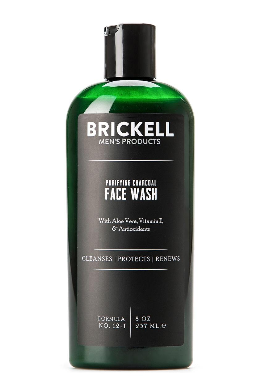 Brickell Средство для умывания с активированным углем, 237 g brickell скраб для лица 59 ml