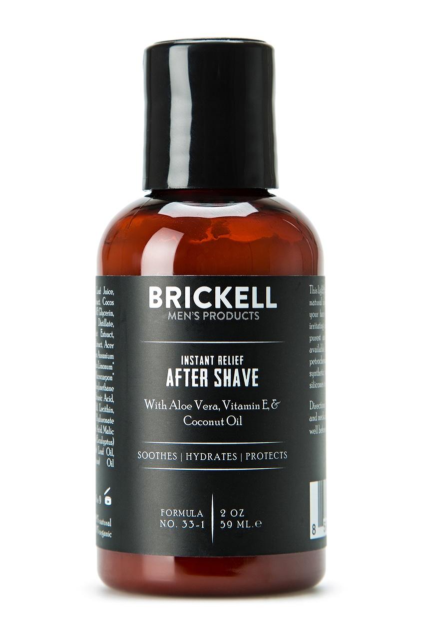 Brickell Увлажняющий крем после бритья, 118 ml brickell скраб для лица 59 ml