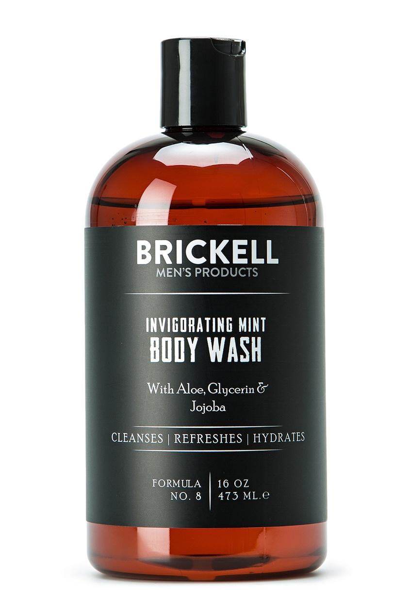Brickell Гель для душа с ароматом мяты, 473 ml brickell скраб для лица 59 ml