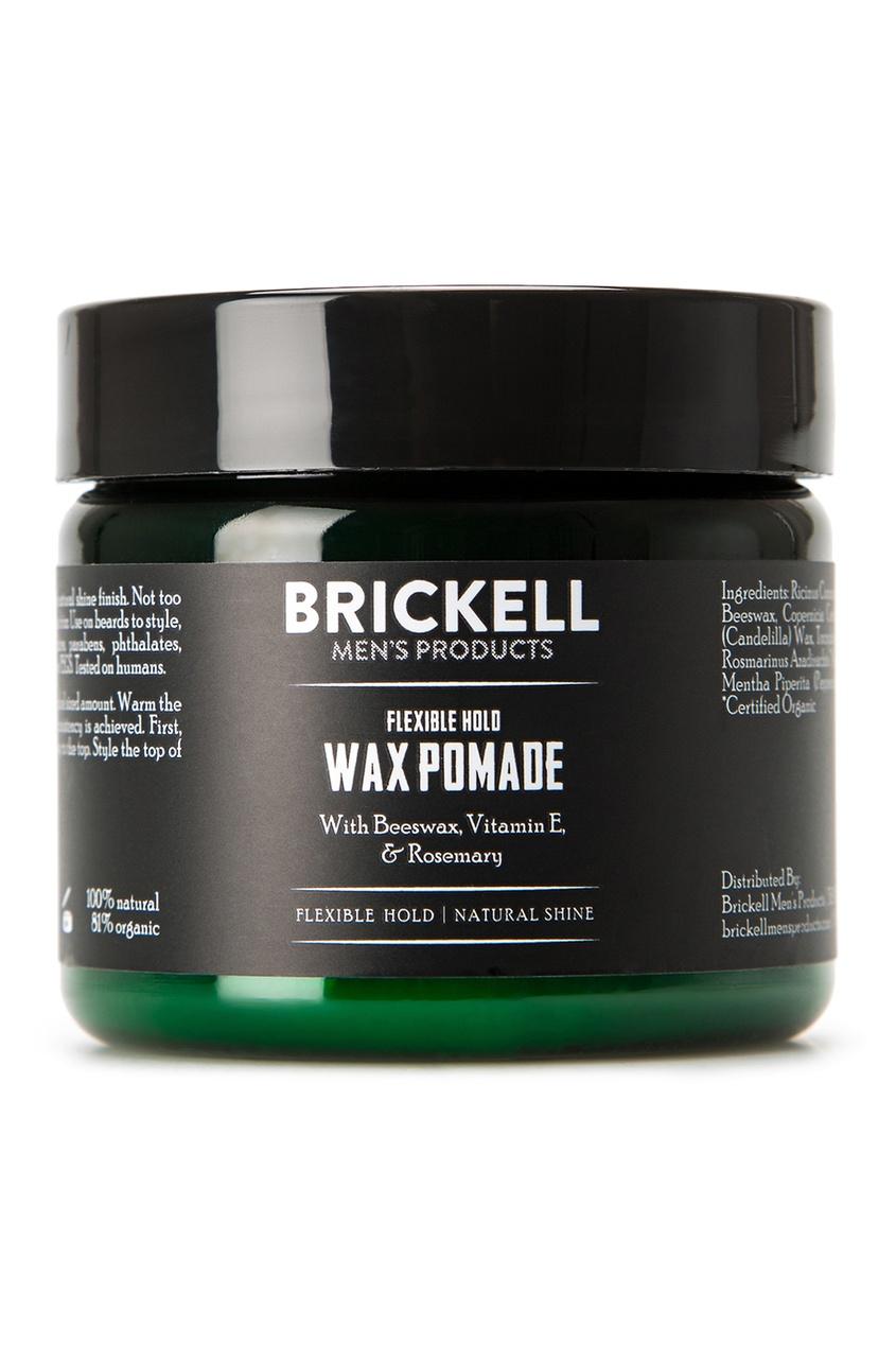 Brickell Помада для укладки волос Flexible Hold, 59 ml brickell скраб для лица 59 ml