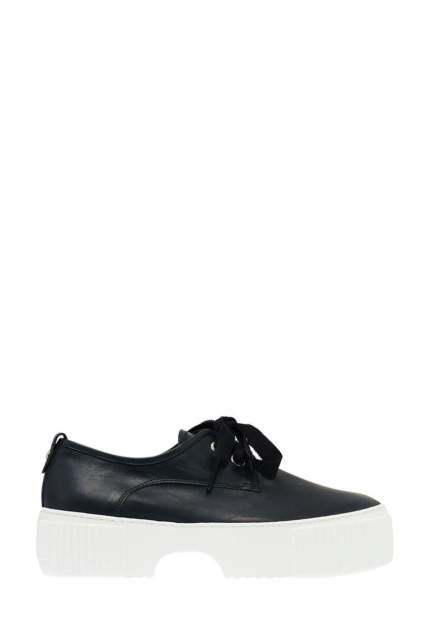 Туфли с контрастной платформой AGL