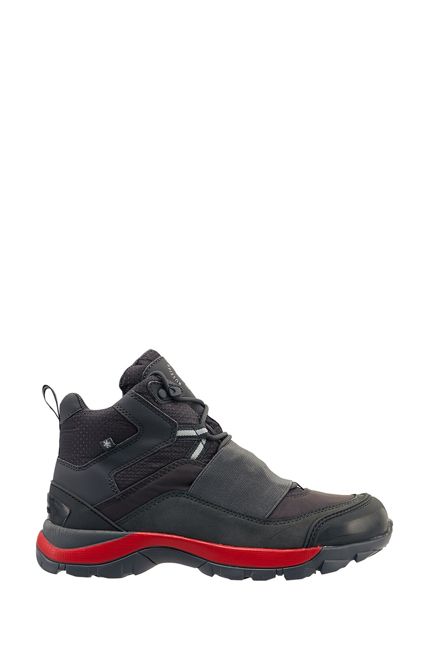 ZASPORT Темно-серые кроссовки billionaire серые кроссовки с бархатными вставками
