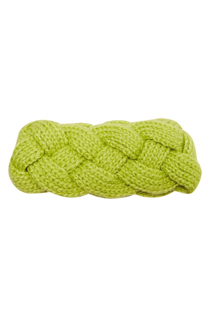 Knittedkiss Плетеная повязка на голову