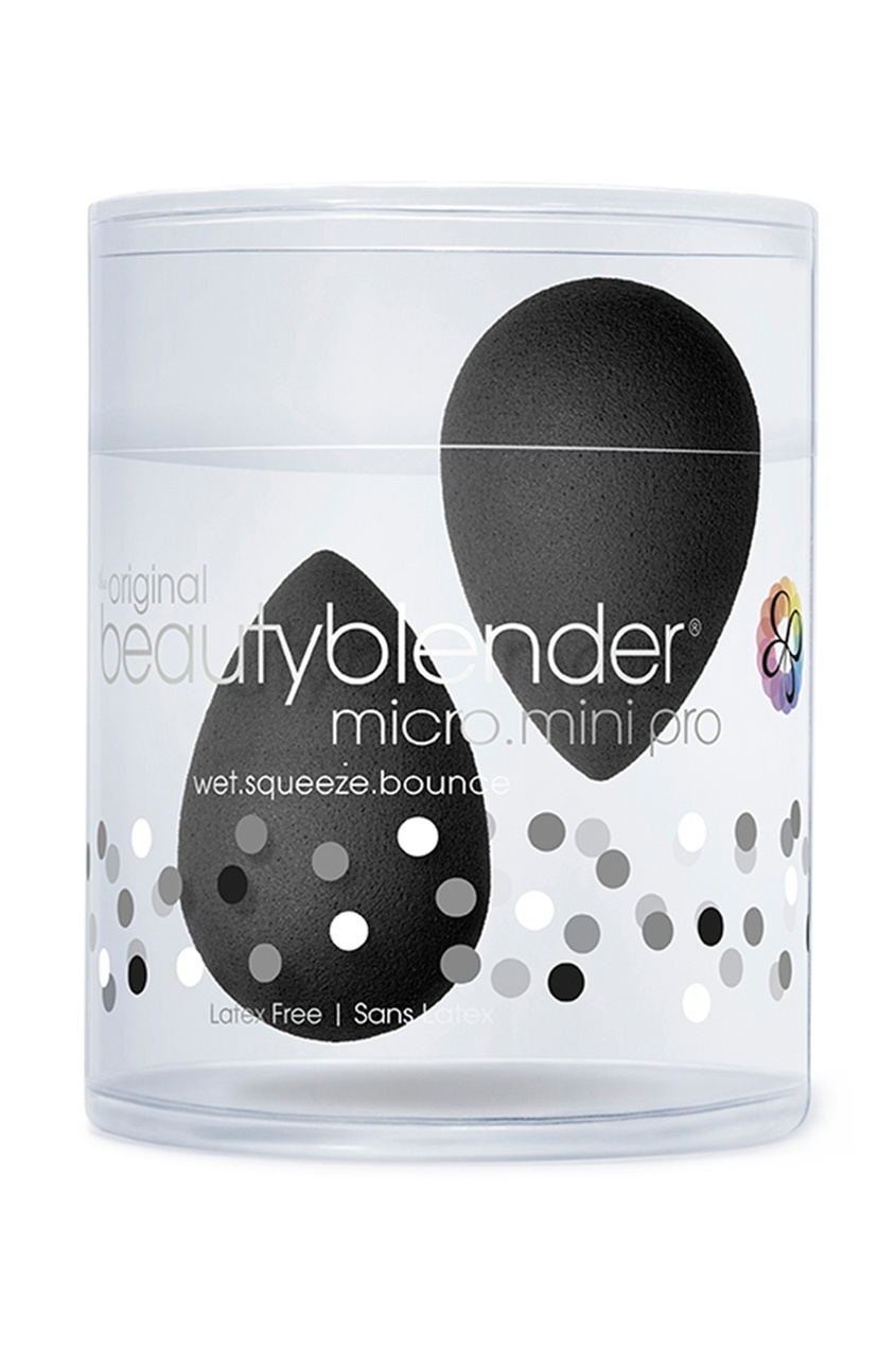 Beautyblender 2 спонжа micro.mini pro