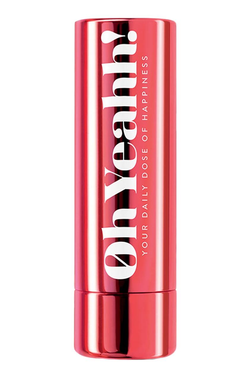 Бальзам для губ OH YEAHH! RED, 4,2 g