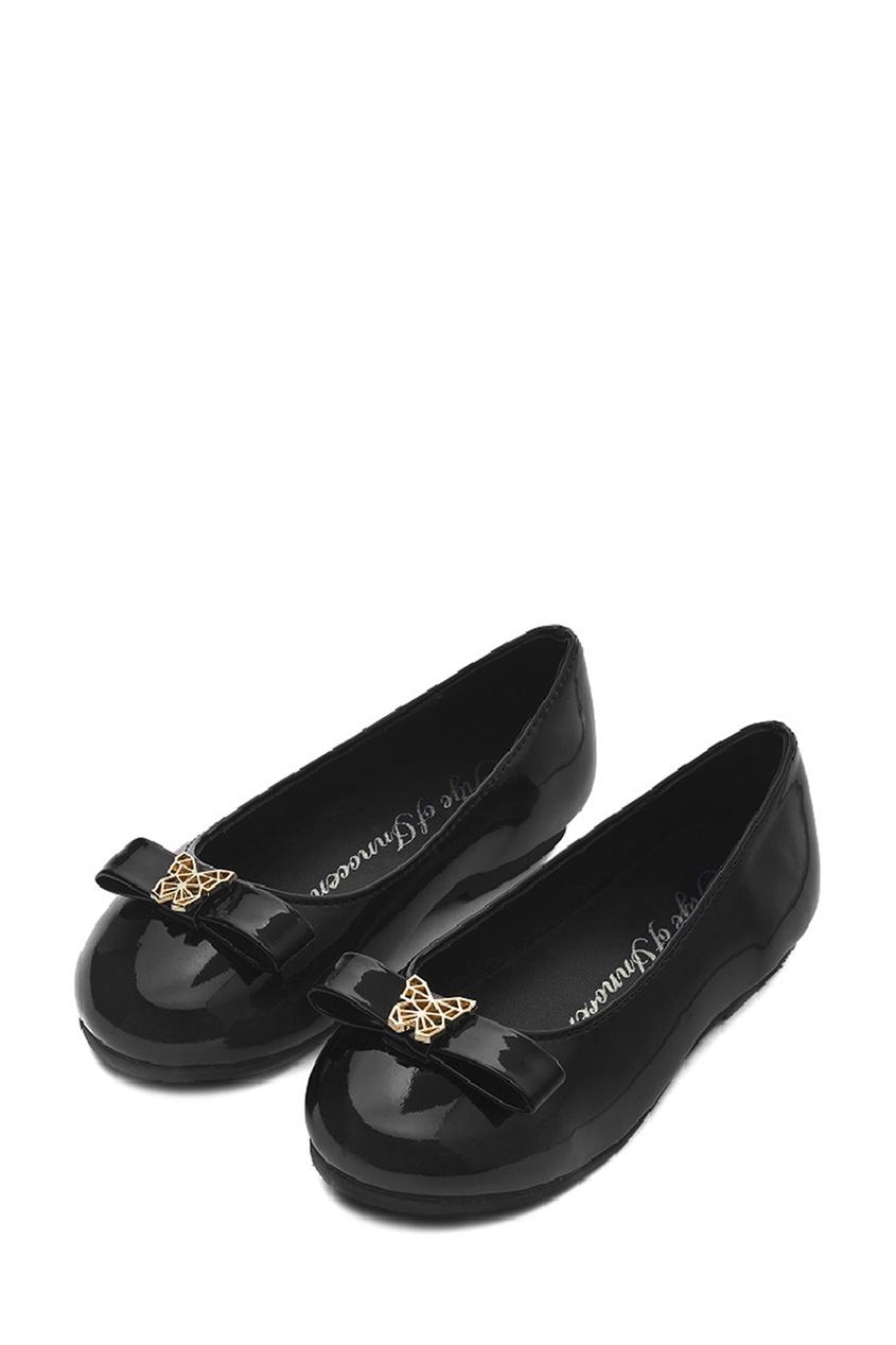 Лакированные туфли с бабочкой от Age of Innocence